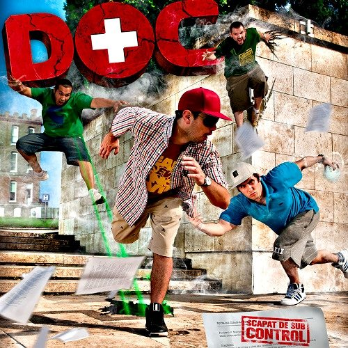 RECENZIE ALBUM: DOC &#8211; Scapat de sub control (2010)