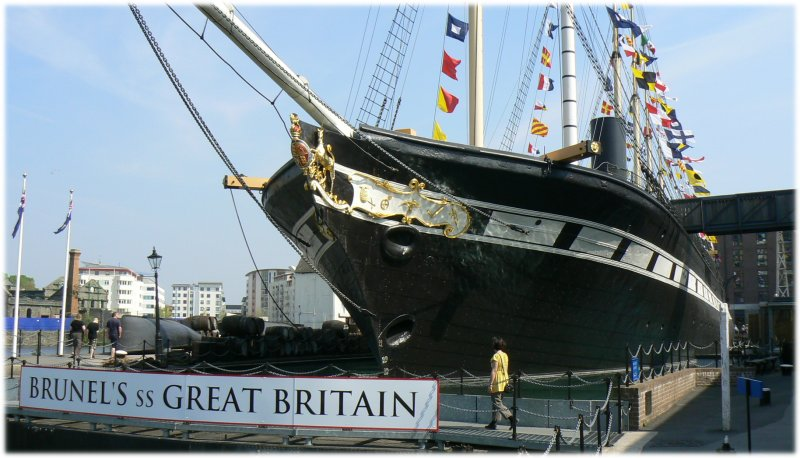SS.Great Britain