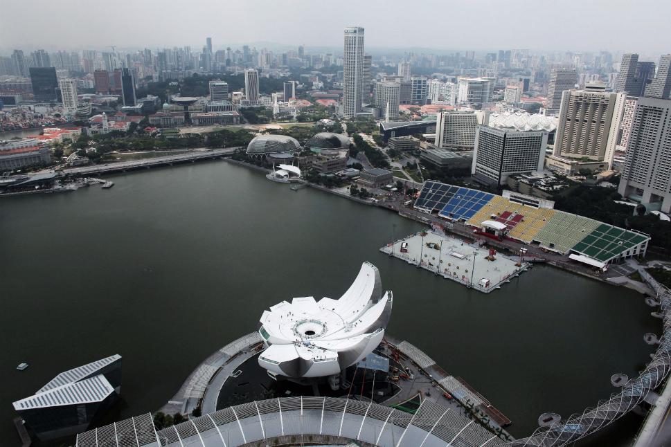 外交画报:小城之国——新加坡