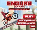 Monta en tu moto de trial y completa todos los niveles en el menor tiempo posible. Demuestra que eres de los mejores en esto