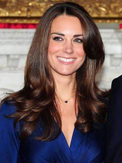 英国王妃凯特将任英军上校