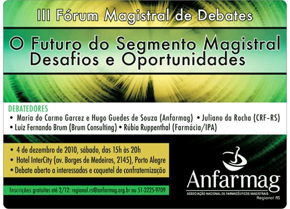 FÓRUM GRATUITO_O FUTURO DO SEGMENTO MAGISTRAL: DESAFIOS E OPORTUNIDADES