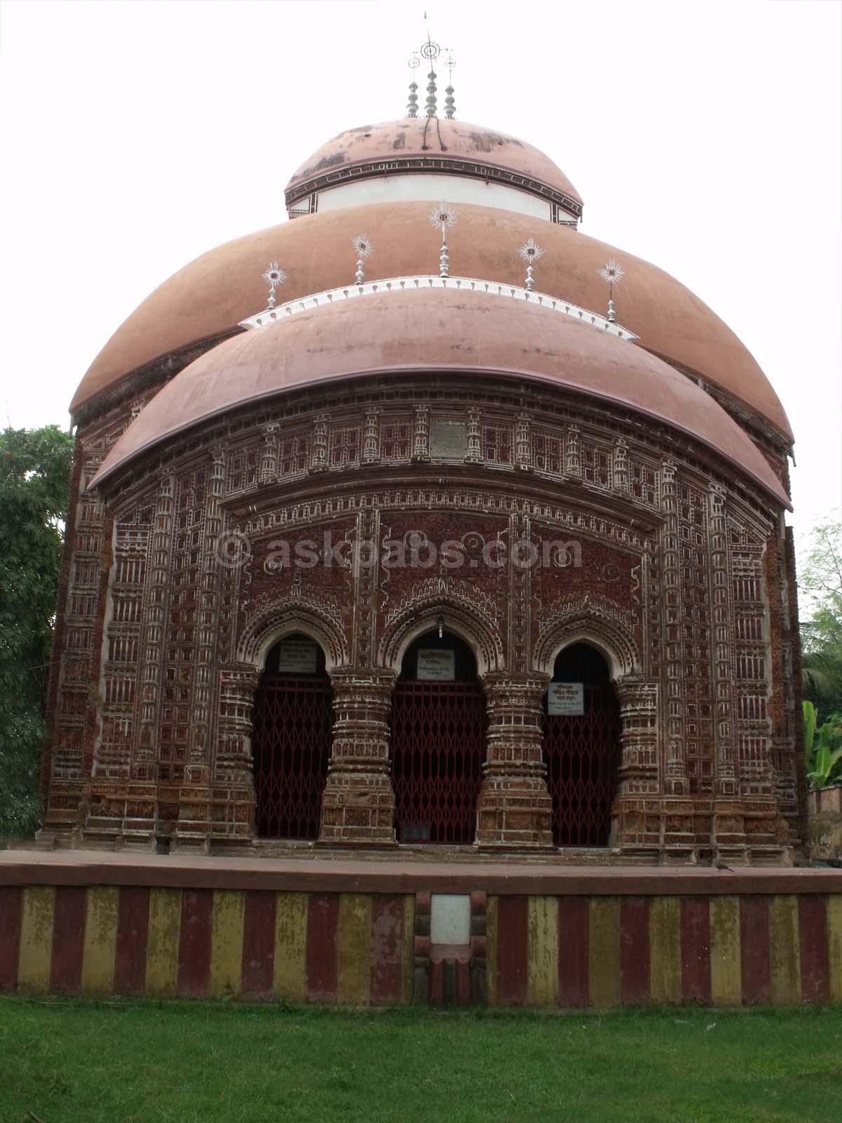Radha Govinda Temple, Mitra Bati, Antpur, Hooghly, West Bengal