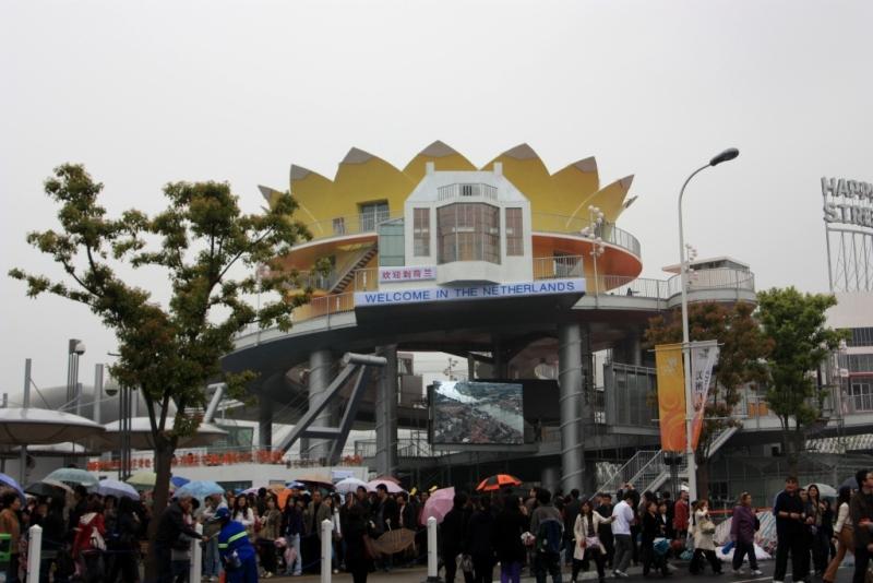 上海世博試營運搶先體驗-三十而慄