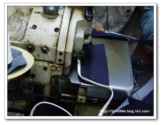 —种纸盒包边机结构;; 做一条牛仔裤·包边机;