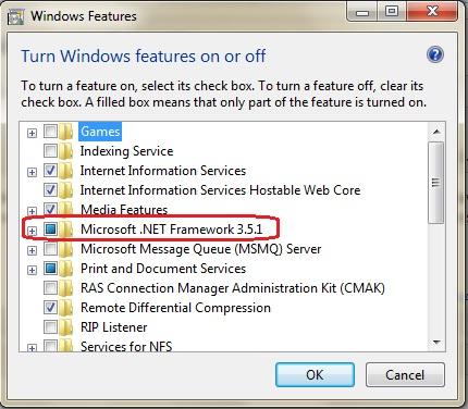 Программа net framework для виндовс 7