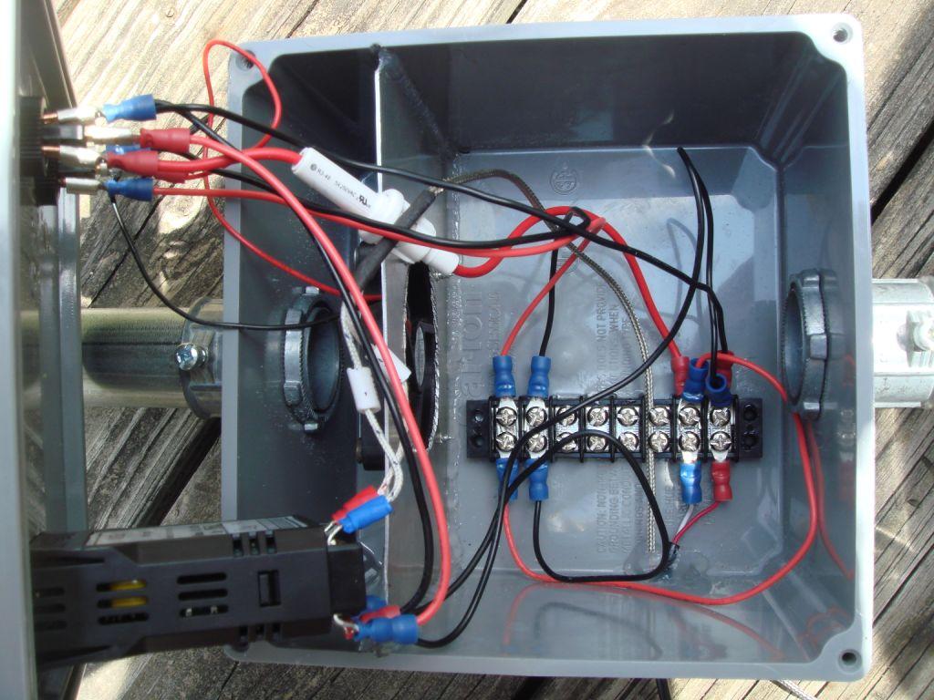 Diy Pid Smoker ControllerCraft Danning #9D2E33