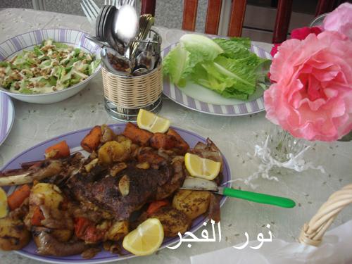 طبخات رمضانية 2014 ، لحم محمر بالفرن بالصور