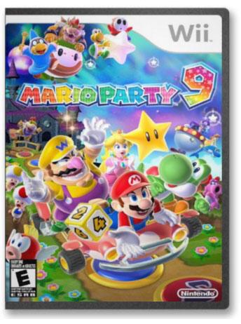 Mario party 9 iso ntsc-u download