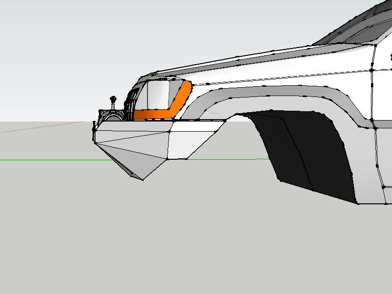 a Bumper Build For a wj