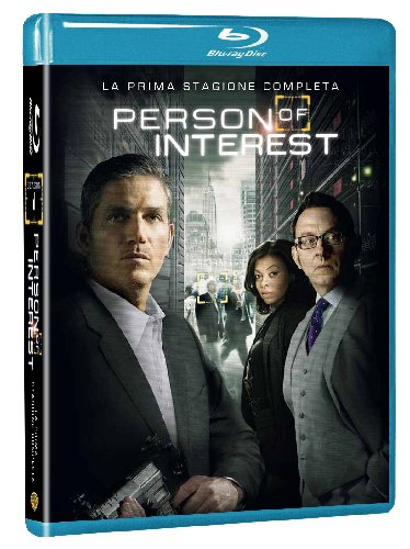 person of interest stagione 1 blu-ray
